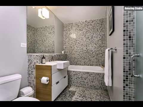 Kleine Badezimmer Design Idee Für Das Trendy Modern Home