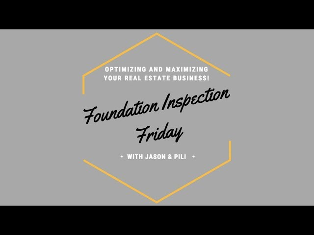 Ep. 252 - Foundation Inspection Friday Focus on Your Core Business