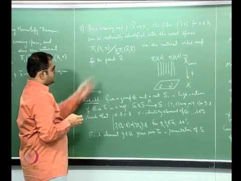 Mod-03 Lec-12 The Monodromy Action