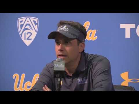 Jedd Fisch Post Game Presser - California vs. UCLA 11-24-17