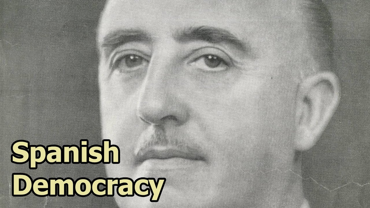 Image result for 8 – Spain becomes a democracy after 40 years of fascist dictatorship