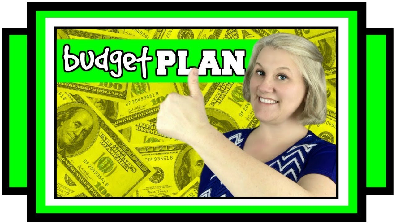 family budget planning for next month our real numbers youtube