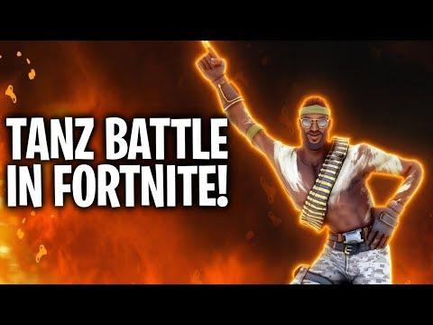 DAS TANZ BATTLE MIT DEN GEGNERN! 🔥 | Fortnite: Battle Royale