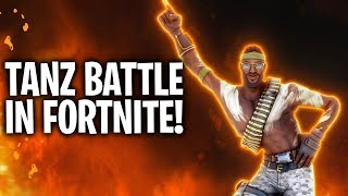 DAS TANZ BATTLE MIT DEN GEGNERN! 🔥 | Fortnite: Battle Royale