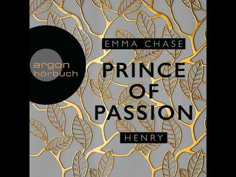 Prince of Passion - Henry YouTube Hörbuch Trailer auf Deutsch