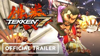 Tekken 7 - Official Ganryu Reveal Trailer thumbnail
