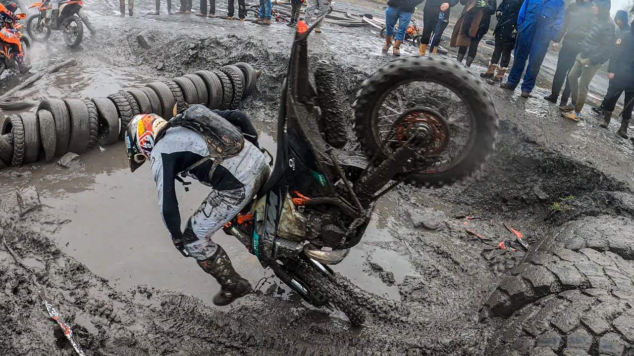 Valleys Xtreme 2020   Mud & Rocks & Rain & Fails   Hard Enduro