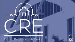 CRE AO VIVO - Interpretação Bíblica #03 - Rev. Ronaldo Vasconcelos