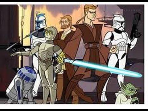 Star Wars Clone Wars 2003 ~ Full Series