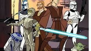 Star Wars Clone Wars 2003 ~ Full Series