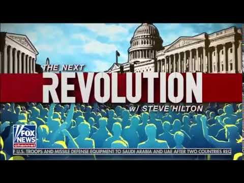 The Next Revolution With Steve Hilton 9/22/19  | Steve Hilton Fox News September 22, 2019