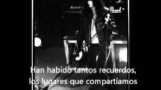 Joey Ramone ''Waiting For That Railroad'' (Con subtítulos en español)