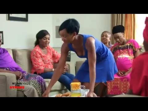 Download 'Wives On Strike' The Series (2018) - Nollywood Trailer