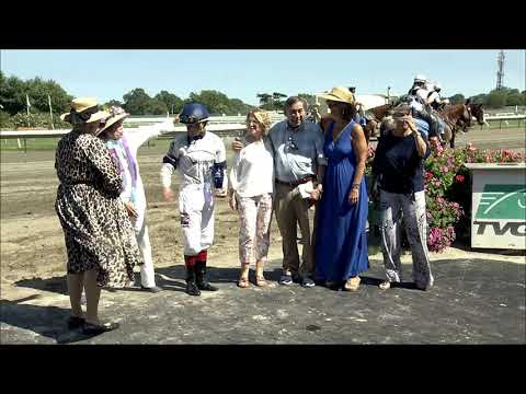 video thumbnail for MONMOUTH PARK 8-24-19 RACE 5