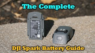 The Ultimate DJI Spark Battery Guide