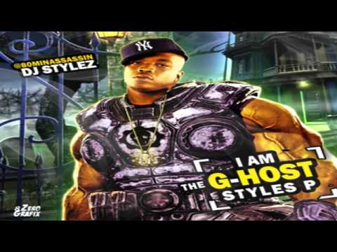 Styles P - Ghost's Room - Lyrics (Free To I Am The G-Host Styles P Mixtape)