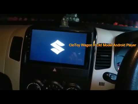 CloToy   Maruti Wagon R   Android Music System Car Installation Video [ 8851293928 ]
