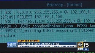 Crooks use fake hotel WiFi hotspots to steal personal info
