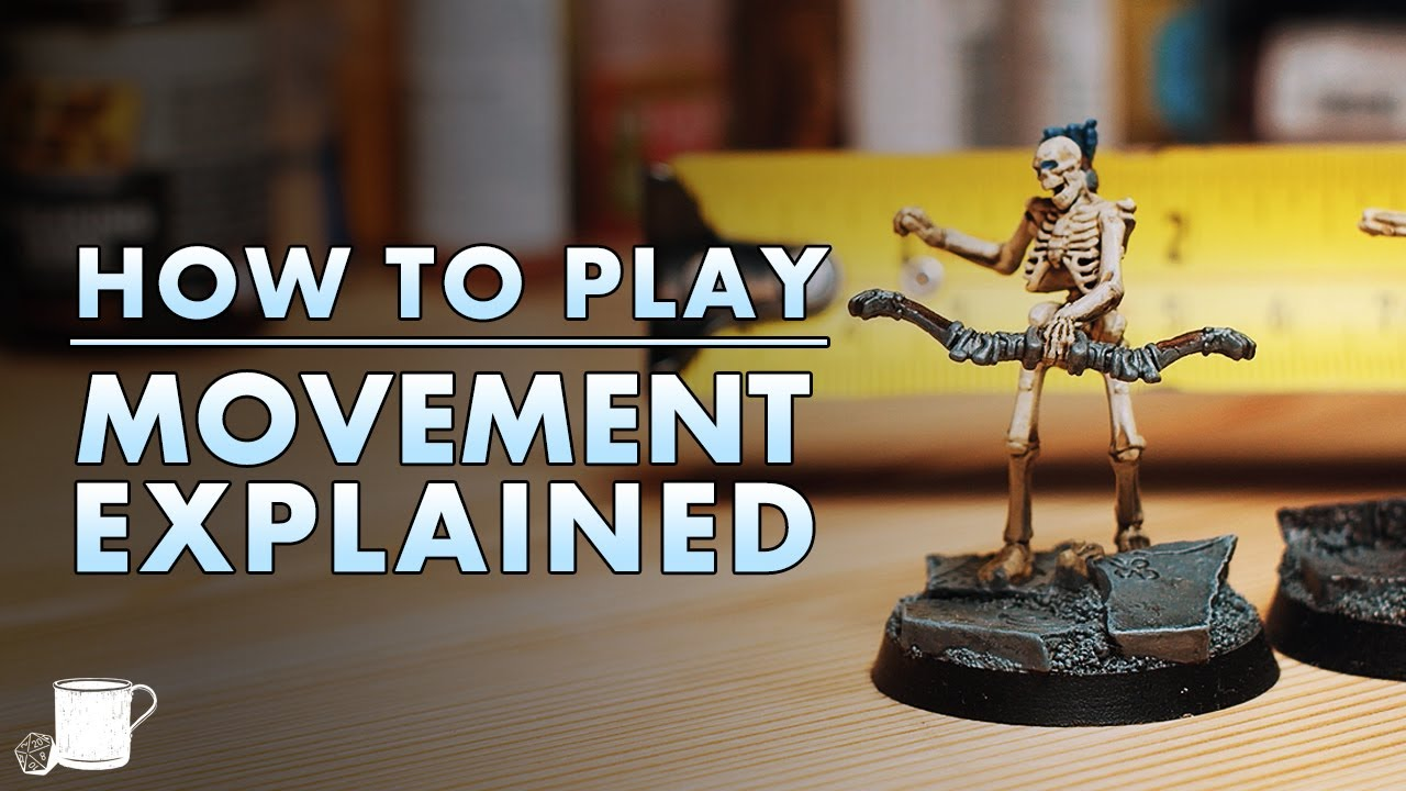 Movement: How To Play Elder Scrolls: Call to Arms