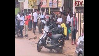 Abasuubuzi mu Kampala amaduuka basiibye bagaggadde thumbnail