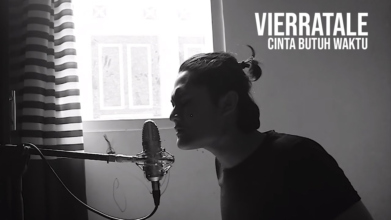 Download CINTA BUTUH WAKTU - VIERRATALE (Cover by Geraldo Rico)