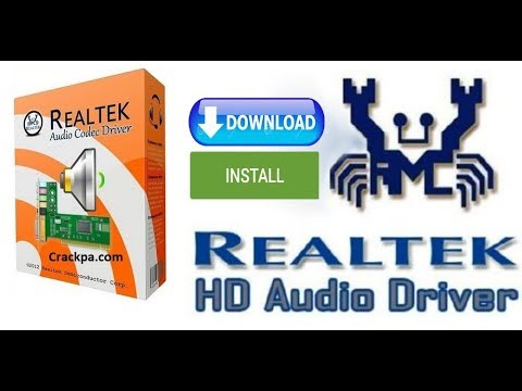 How To Download Realtek HD Audio Driver || Sound Driver || Download Audio Driver Window 7