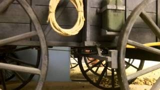 Custom 1/6 German Wwii Horse-drawn Wagon