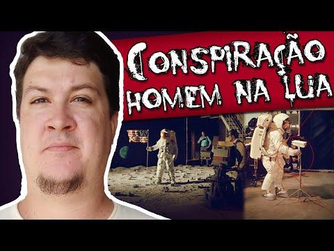 Conspiração: O Homem Foi Mesmo A Lua? ASSOMBRADO.COM.BR
