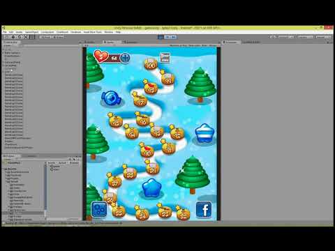 tutorial game unity clear the progress in jelly garden720p thumbnail