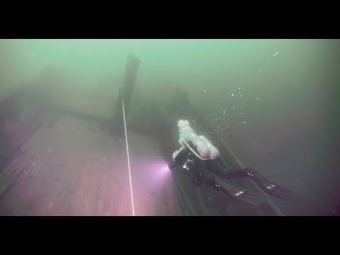 Project Baseline St.Lawrence River - Survey of the A.E. Vickery shipwreck