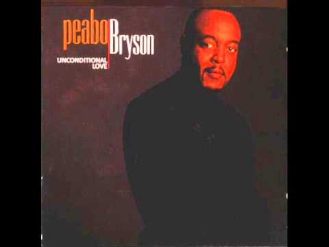 Peabo bryson - Did you ever know