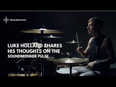 What Luke Holland thinks about the Soundbrenner Pulse