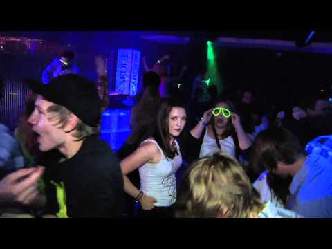 Neon Party with DeeJay Nino @ Mike's, Nyköping