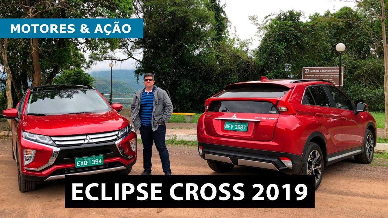 Mitsubishi Eclipse Cross обзор