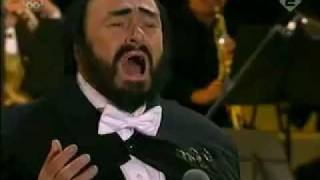 Luciano Pavarotti Nessun Dorma (turandot)  Torino 2006