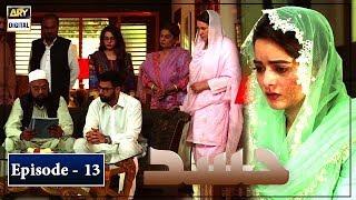 Hassad Episode 13 | 22nd July 2019 | ARY Digital [Subtitle Eng]
