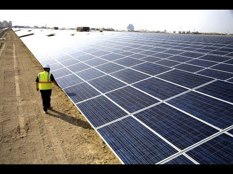 Featuring Adani's Solar Power Plant BBC Documentary 2018