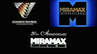 Roadshow Television/Miramax International/Miramax Films