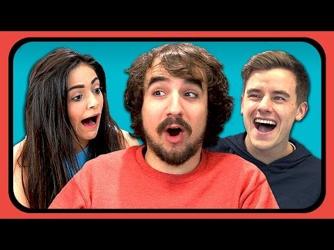 YouTubers React To  Bloopers 2013