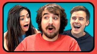 YouTubers React To News Bloopers 2013