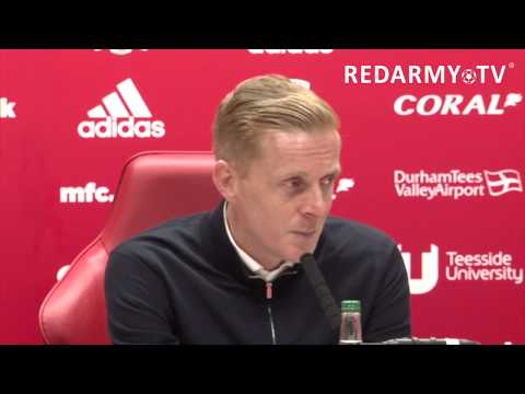 Monk Press Conference