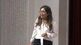 Decisiones de una mujer rural | Luisa Fernanda Gáfaro | TEDxUFPS