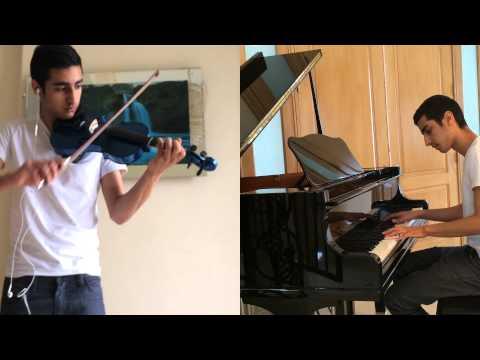 AMAZING VIOLIN/PIANO COVER Blackmill - The Drift