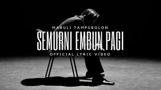 Semurni Embun Pagi  Video Lyrics