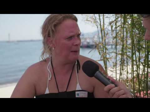 Interview Kyra Roest IAA Cannes