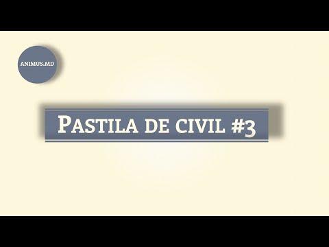 Pastila de civil #3