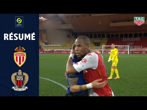 Monaco Nice Goals And Highlights