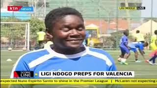 Scoreline: Ligi Ndogo prepares for Valencia