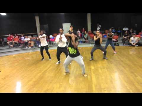 "Miguel ""Do You"": Miami Urban Dance's Hip Hop Workshop at Miami Dade College"