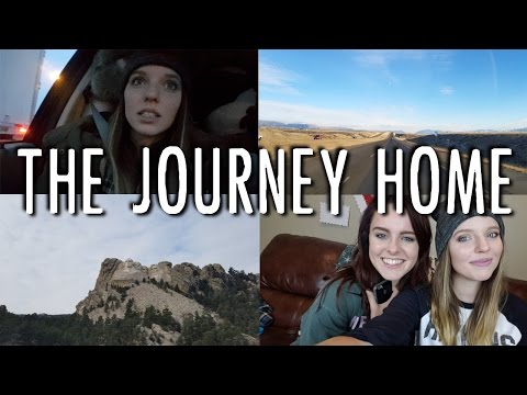 THE JOURNEY HOME (VANCOUVER TO HAMILTON)